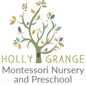 Holly Grange Montessori Logo